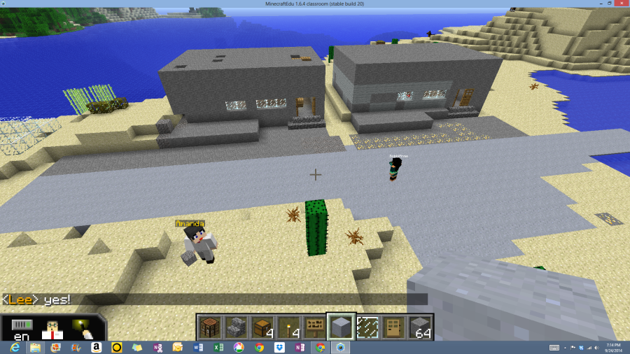 Making MinecraftEdu a Meaningful Learning Experience